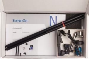Novoflex Stangenset
