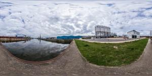 Panorama Hafen