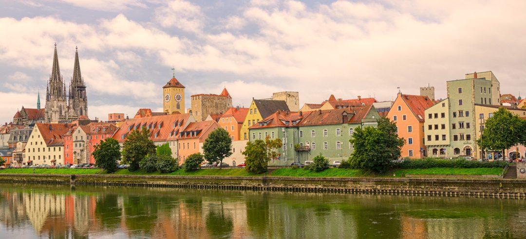 Die gute Stube Regensburgs