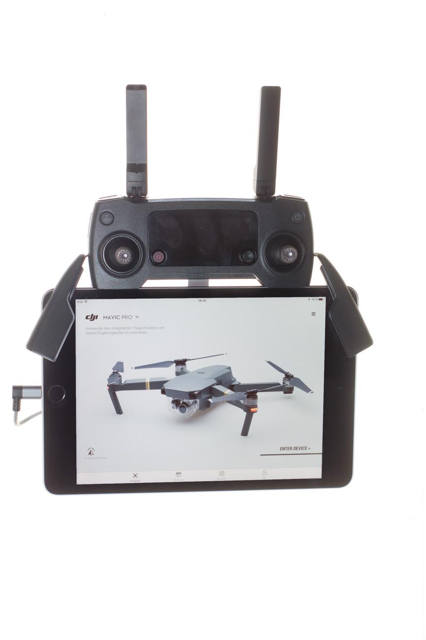 Controller + iPad 4 mini
