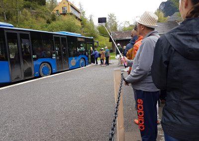 Bus zur Marienbrücke