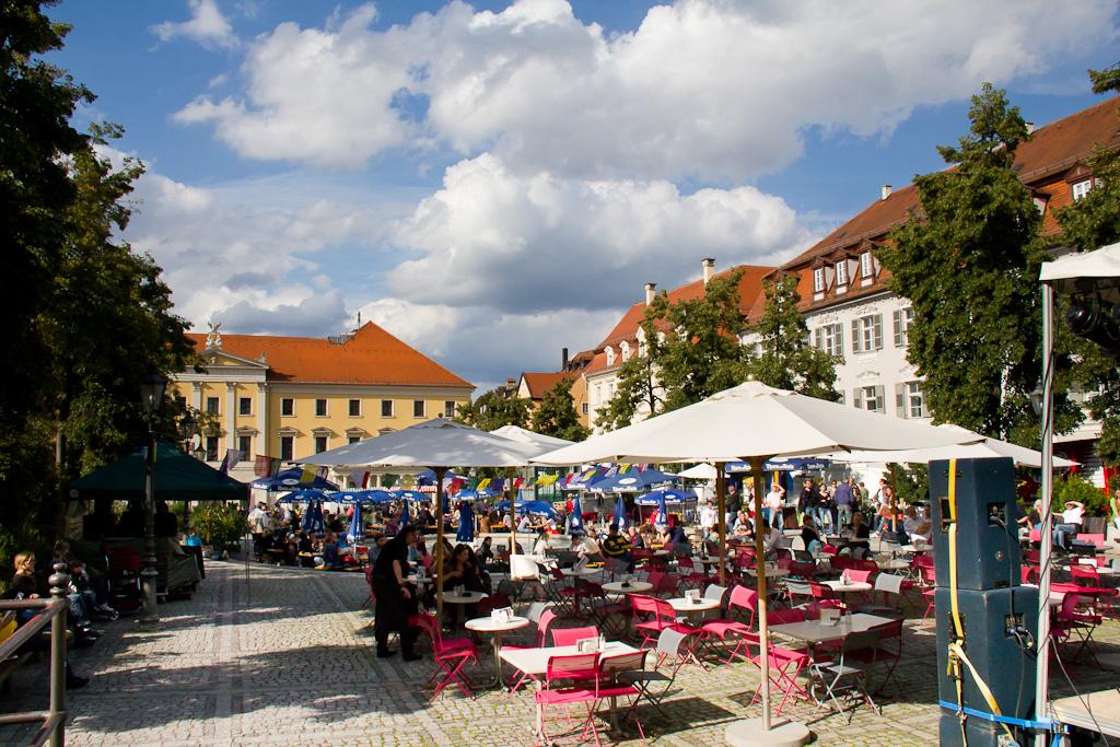 Regensburg - Bismarckplatz