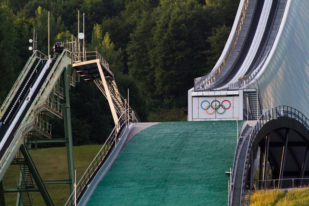 Olympiaschanze Garmisch
