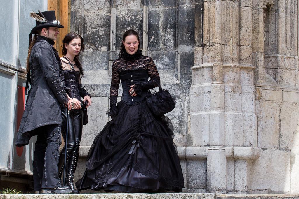 Gothictreffen am Dom