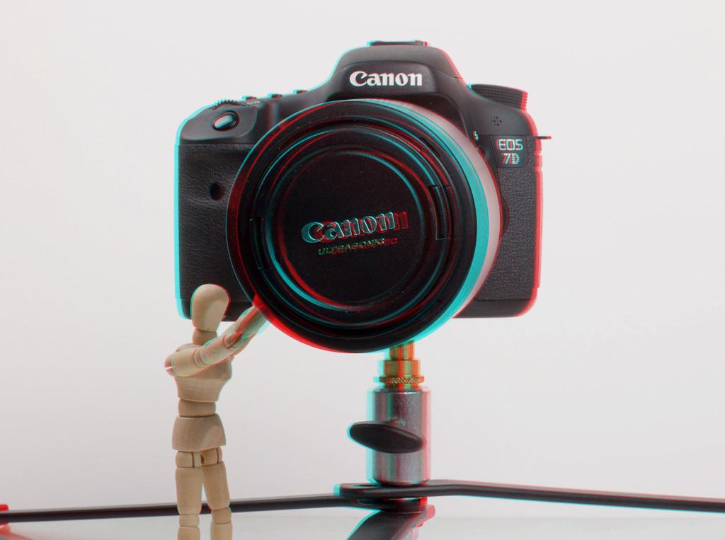 Kamera oben