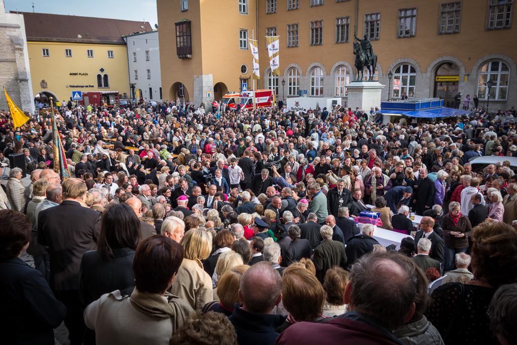Abschied von Bischof Gerhard Ludwig Müller
