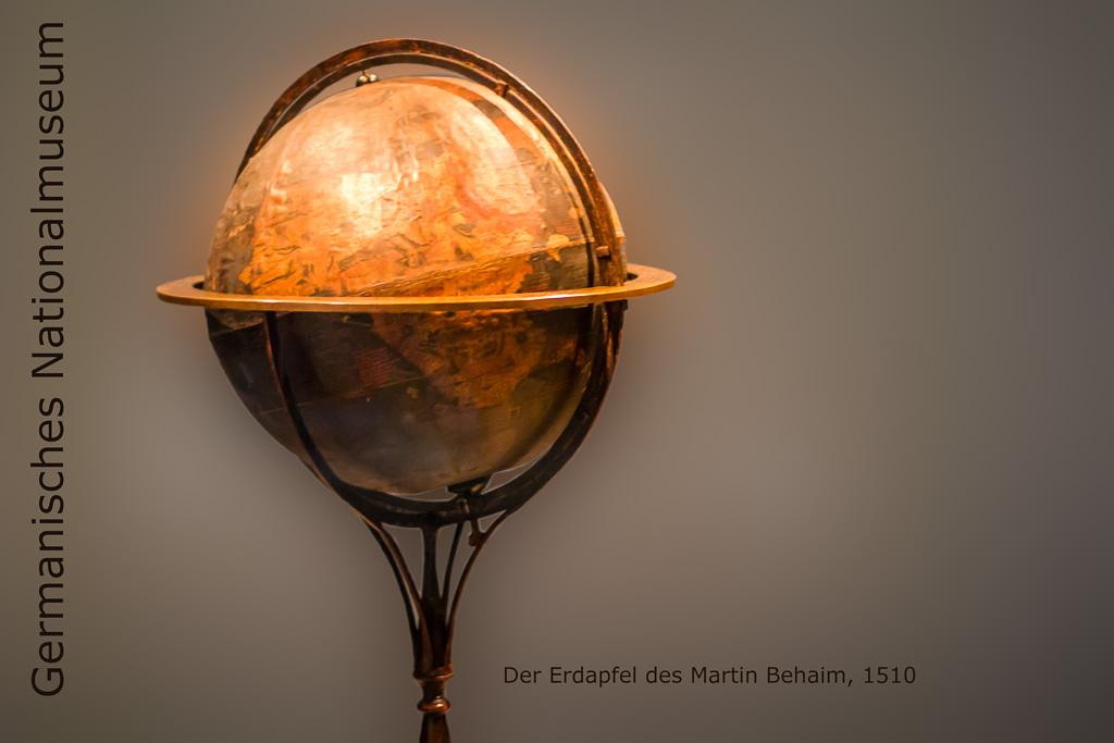 Erdapfel von Martin Behaim, 1510