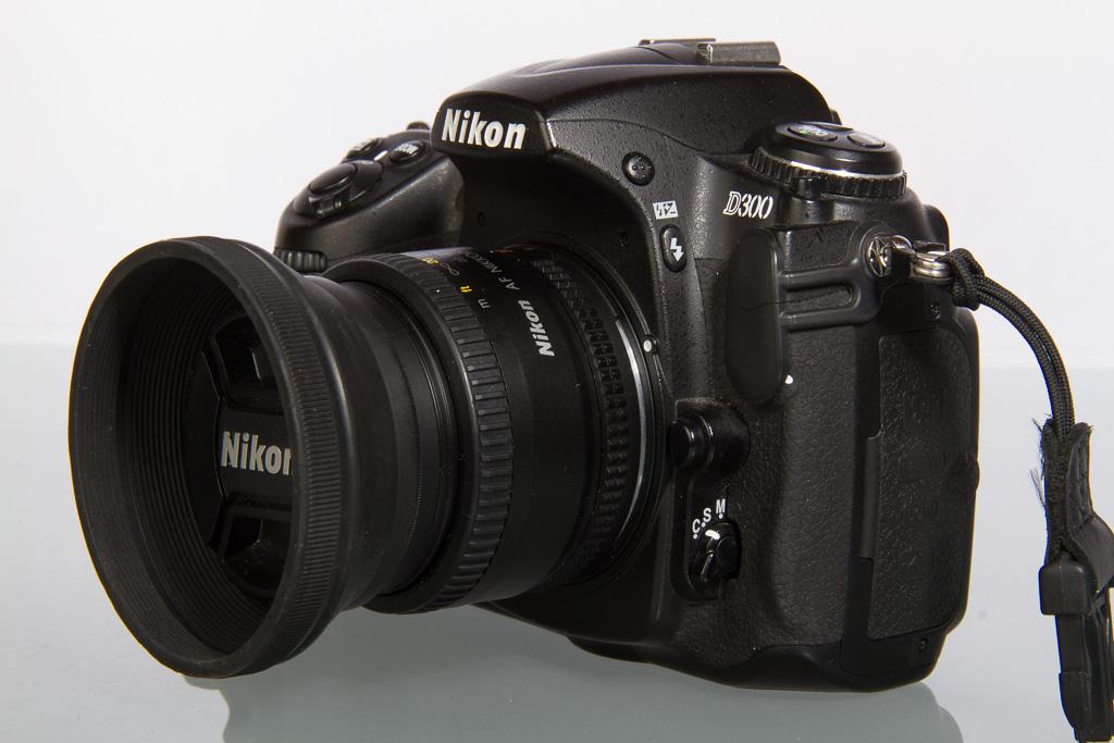 Leihgabe Nikon D300