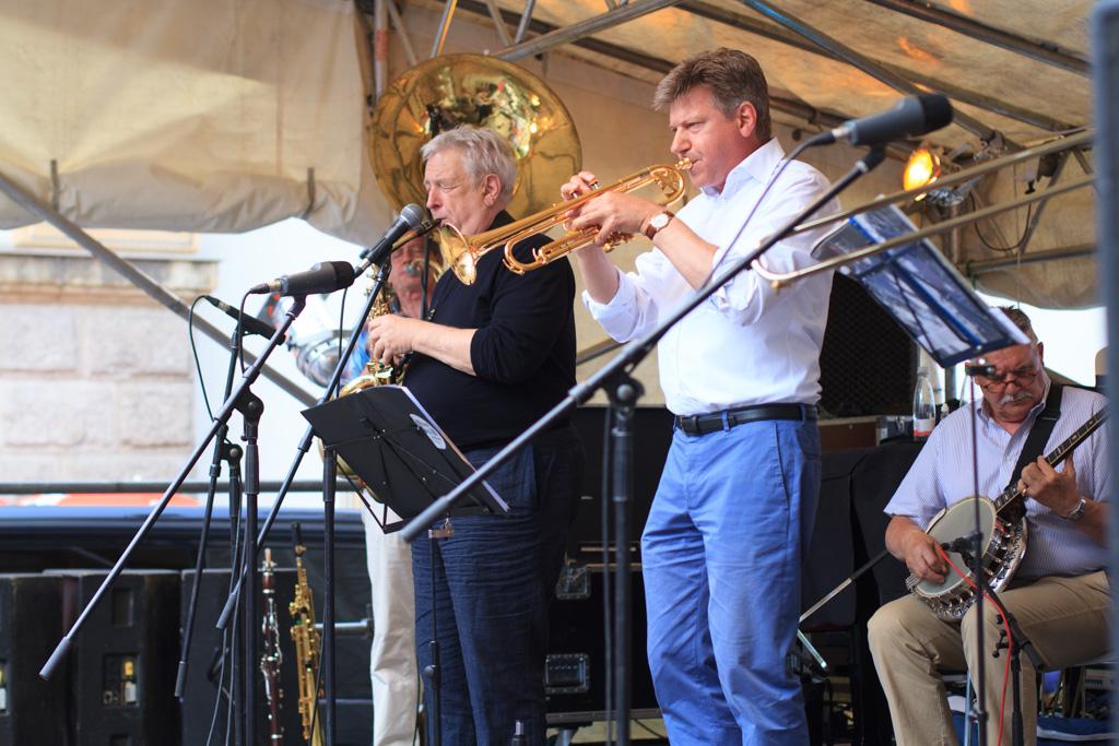 Jim-Jazzkränzchen Immergrün München
