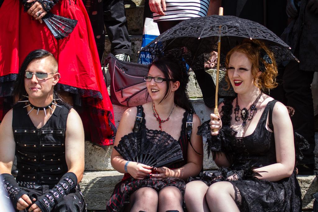 Gothictreffen 2013