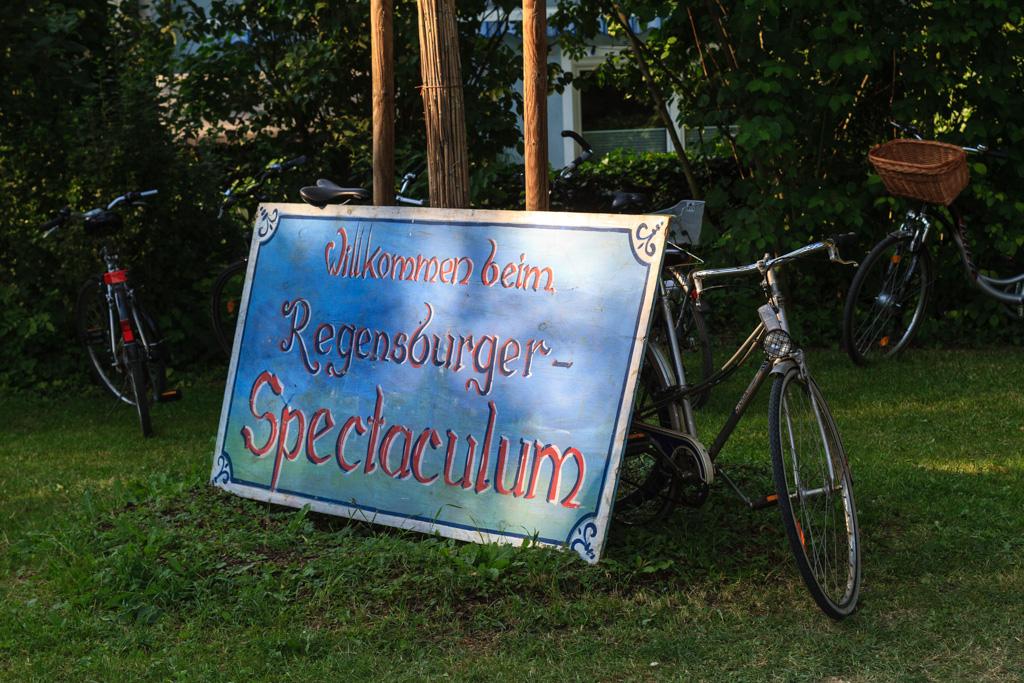Willkommen beim Spectaculum