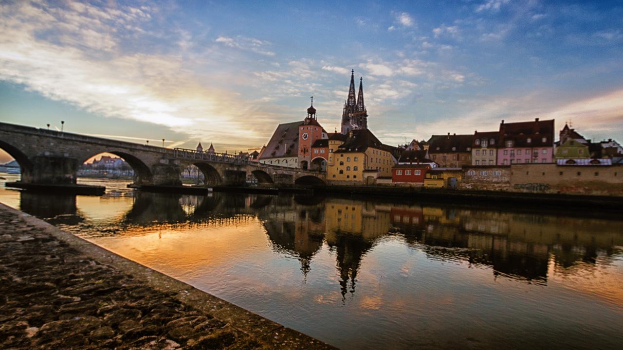 Sonntag in Regensburg
