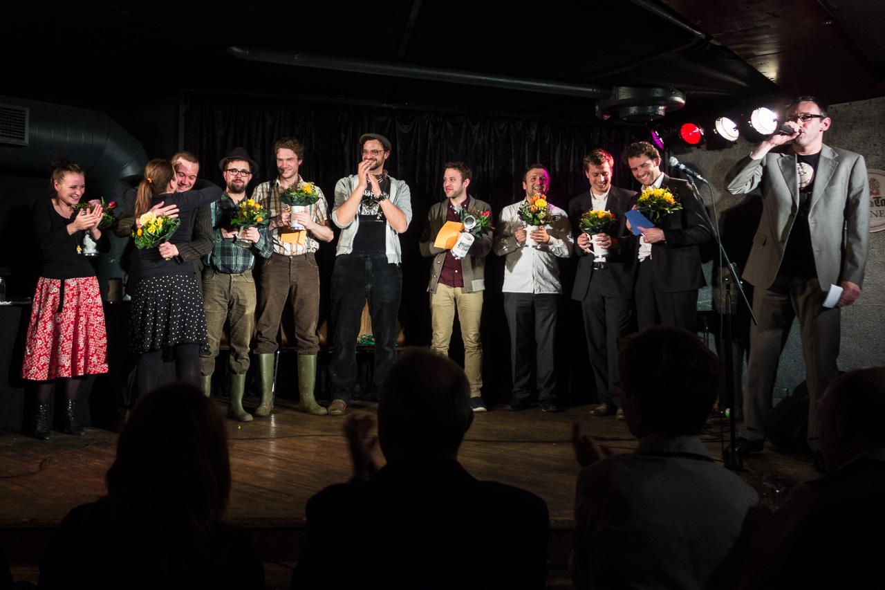 Kabarettfinale 2014