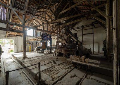 Industriedenkmal Kalksandsteinwerk Roding